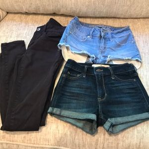 AE & Hollister bundle all size 00